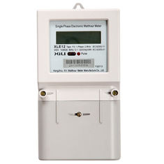 IEC standard single phase electronic energy meter